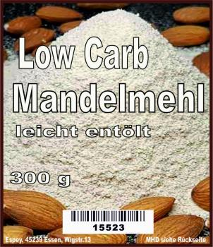 Low Carb Mandelmehl 300 g