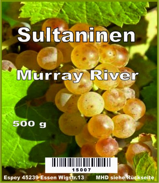 Sultaninen Murray River 500 g